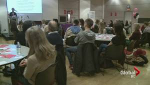 Eating Disorder Rally held in Vancouver