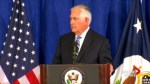 Tillerson says Trump unwilling to reveal decision on Iran nuclear deal