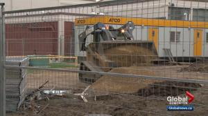 Some new schools in Alberta are getting ready to open