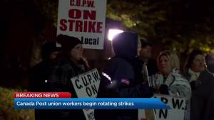 Victoria among cities affected by Canada Post rotating strikes