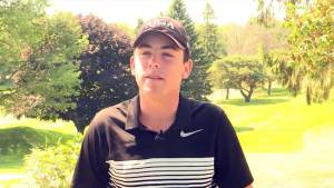 Kingston's Ashton McCulloch wins Ontario Junior Golf championship