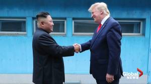 North Korea lauds Trump meeting as chance for 'breakthrough'