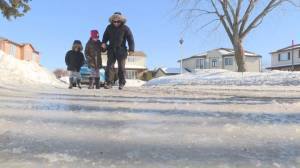 Dollard-des-Ormeaux residents want icy streets cleared