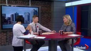 Global News Morning gets the flu shot