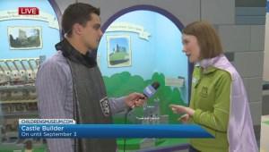 Manitoba Children's Museum: Castle replicas/birthday celebrations