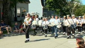 Hundreds line Dartmouth streets to watch annual Natal Day parade