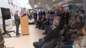 Brockville General Hospital, $1.3 M for infrastructure