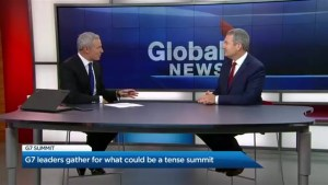 G7 Preview: Leaders gather for tense summit