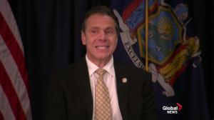 Amazon HQ2: Bidding on business nothing new says Cuomo