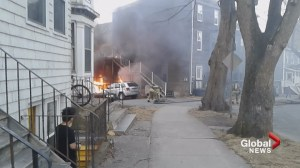 South end Halifax fire follow