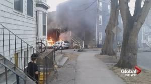 South end Halifax fire follow