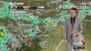 Edmonton Weather Forecast: July 30