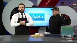 "Edmonton's Zwick's Pretzels features a new ""Zweenie"""