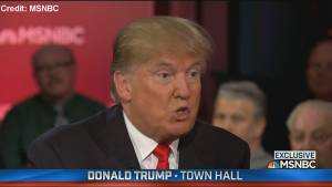 Donald Trump says women who have abortions should be punished
