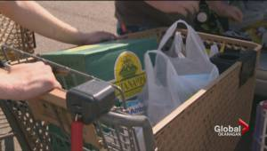Central Okanagan food bank makes urgent appeal for saying the floods and fires this summer have resulted in a lot less donations