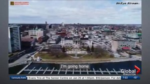 A new music video by SkEye Stream shows Kingston like never before