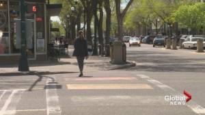 Lethbridge crosswalks to be painted transgender flag colours