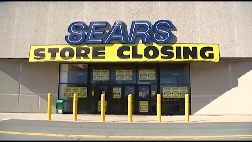 Sears Canada going out of business