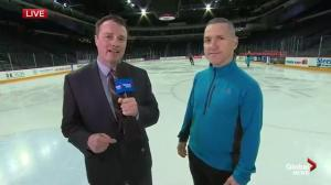 Stars on Ice legend Elvis Stojko talks with Global News Morning