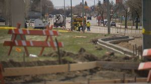 Construction causes headaches for drivers on McCarthy Boulevard