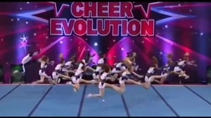 March Madness hits Kingston as Cheer Evolution preps for the Nationals in Niagara Fall next month.