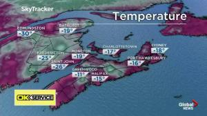 Global News Morning Forecast: March 8