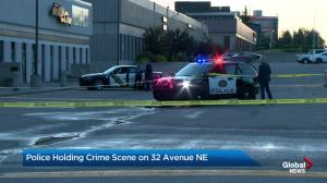 Violent assaults overnight in Calgary