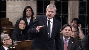 """What's it going to take to end this cycle of crisis and death among young people:"" MP Charlie Angus on tragedy in Attawapiskat (01:54)"