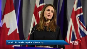 Ontario PC Party leadership races heats up