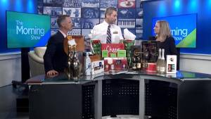 Product Consultants from the LCBO show us holiday  gifts that will fit any budget