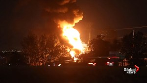 Hydro station fire leaves thousands without power in Toronto