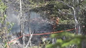 Raging wildfire in Nanaimo Lakes forces evacuations