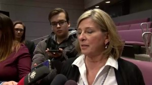Coun. Carol Anne Meehan wanted Ottawa to opt out of pot stores for time being