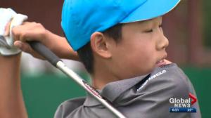 12-year-old Edmonton golfer off to Olympic Club in San Francisco