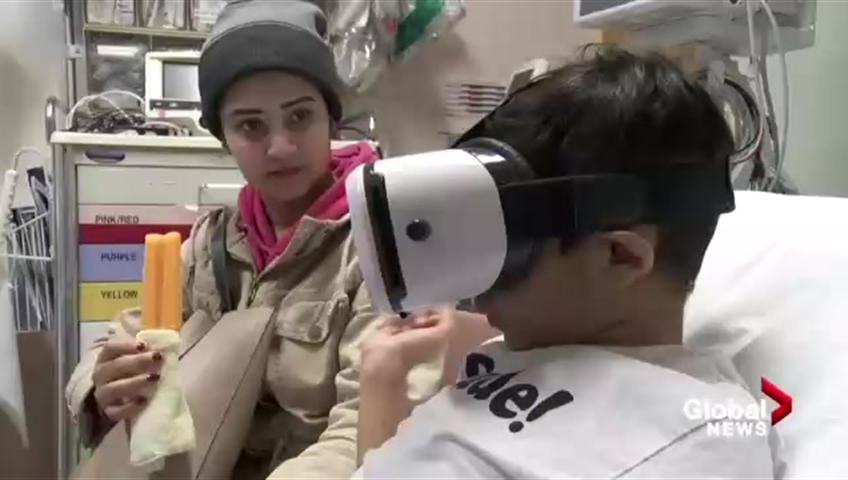 South Korean mom has tearful VR 'reunion' with dead daughter