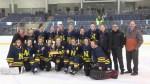 Napanee wins KASSAA girls hockey title