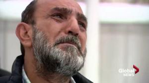 Mohammed Omar's father Khattab Karim speaks about late son