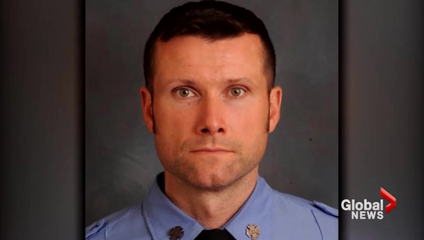 NYC firefighter dies fighting blaze on film set