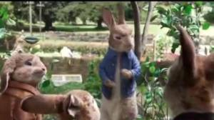 Movie review: Peter Rabbit, Fifty Shades Freed, Permission (07:05)