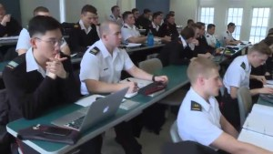 Nearly 1000 RMC student-cadets facing loss of some privileges