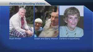 Crown counsel requests no-contact order barring alleged Penticton shooter from contacting ex-wife (01:40)