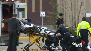 Mock disaster training session displays gunfire, casualties at Exhibition Park