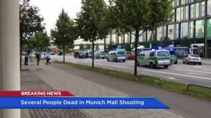 Is shooting at Munich Mall a terrorist attack?