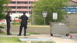 Police investigating after body of baby found in London, Ont. dumpster