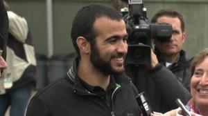'Freedom is way better than I thought': Omar Khadr after being released from prison