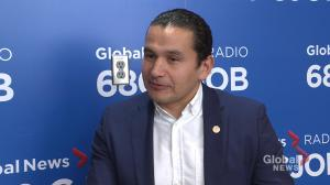Manitoba NDP leader warns meth crisis poses public health risks