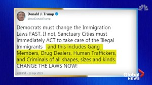 Trump ramps up threats against sanctuary cities