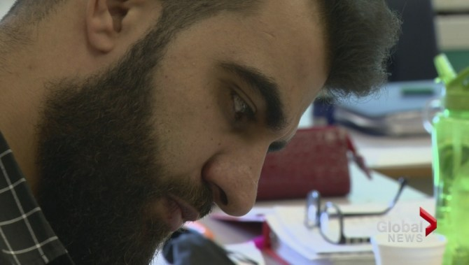 Language training a key barrier for refugees in Surrey