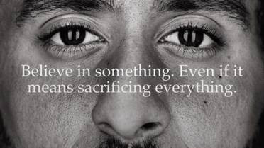 ca2ee639 'Just Do It': Colin Kaepernick headlines Nike ad campaign marking 30 years  of famous slogan