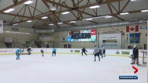 Spruce Grove Saints prepare for Doyle Cup